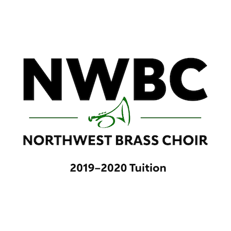 NWBC Northwest Brass Choir Tuition